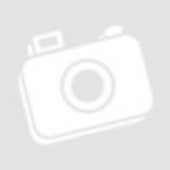 Mr&Mrs páros karkötő Láva kövekkel King&Queen black&white Gold